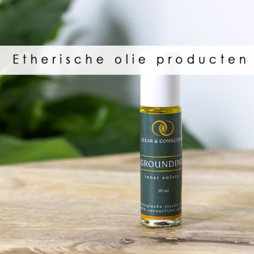 Etherische olie producten